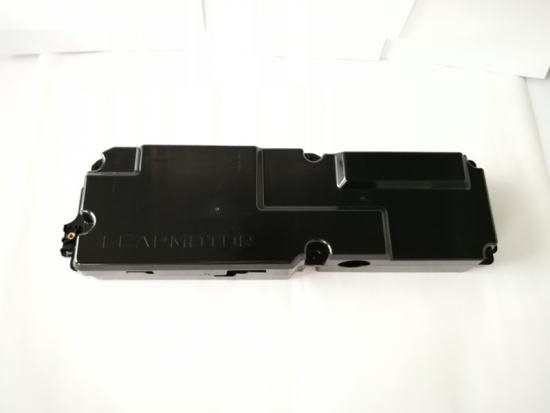 Power battery module plastic case