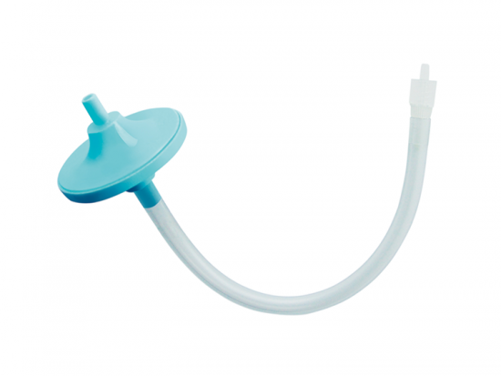 Plastic injection part for medical field