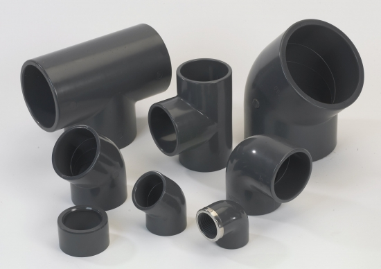 part manufacuring of HDPE pipe fittings