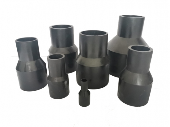 HDPE pipe fitting reducers